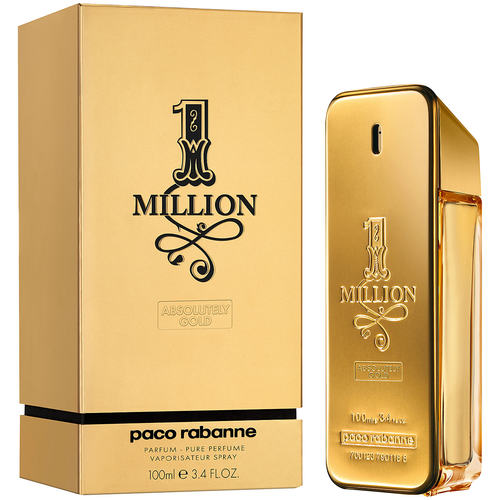 Paco Rabanne 1 Million Absolutely Gold EdP