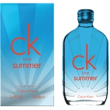 Calvin Klein CK One Summer 2017 EdT