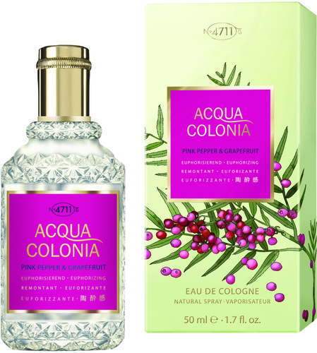 4711 Acqua Colonia Pink Pepper & Grapefruit  EdC