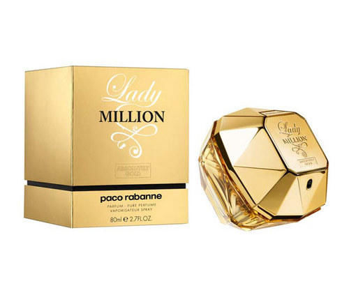 Paco Rabanne Lady Million Absolutely Gold EdP