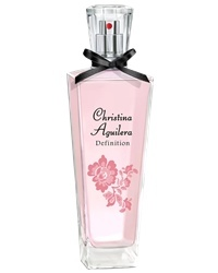 Christina Aguilera Definition EdP