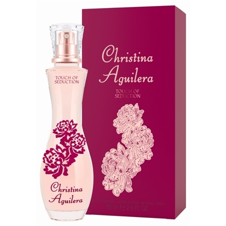 Christina Aguilera Touch Of Seduction EdP