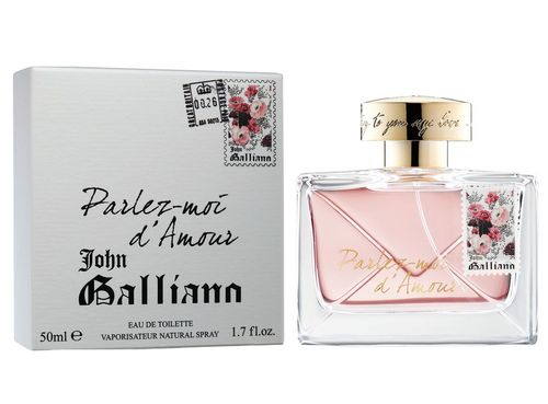 John Galliano Parlez-Moi d'Amour EdT