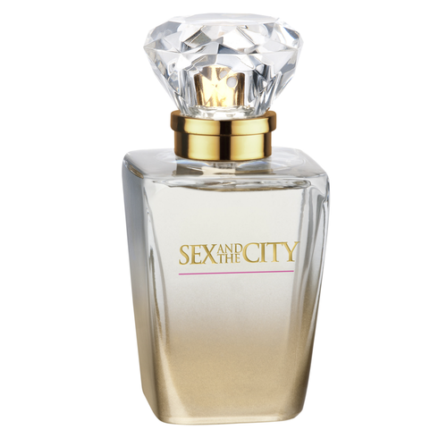 Sex And The City Gold EdP