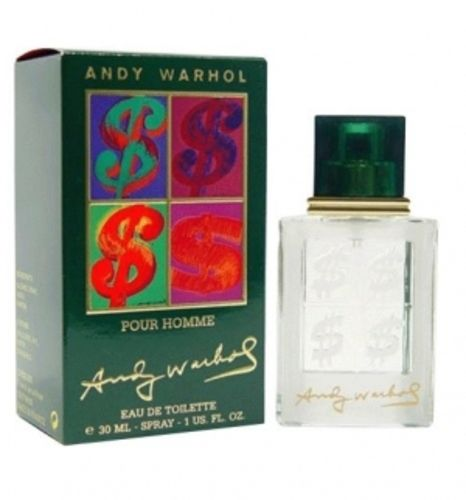 Andy Warhol Pour Homme EdT