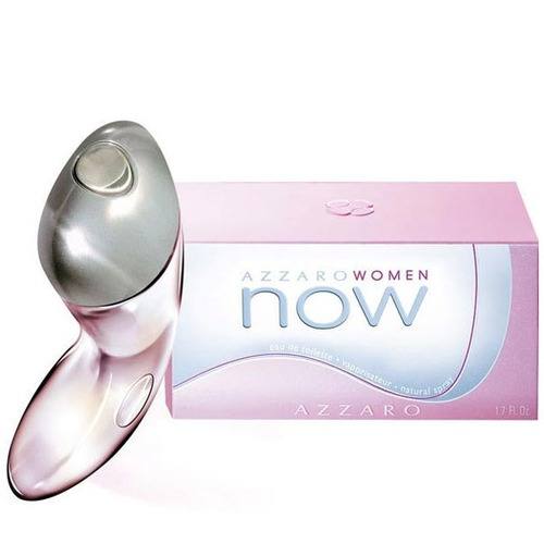 Azzaro Now for Woman EdT