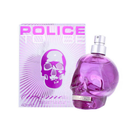 Police To Be Woman EdP