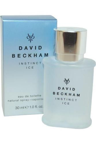 David Beckham Instinct Ice EdT