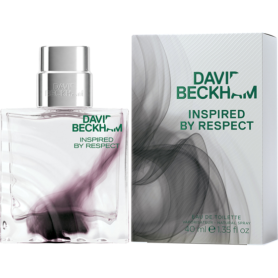 David Beckham Inspired by Respect EdT