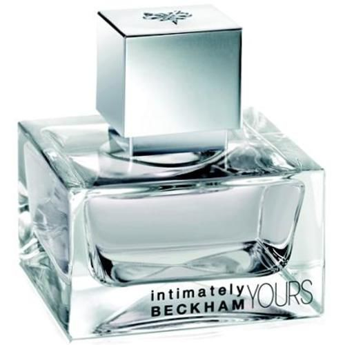 David Beckham Intimately Yours for Him EdT