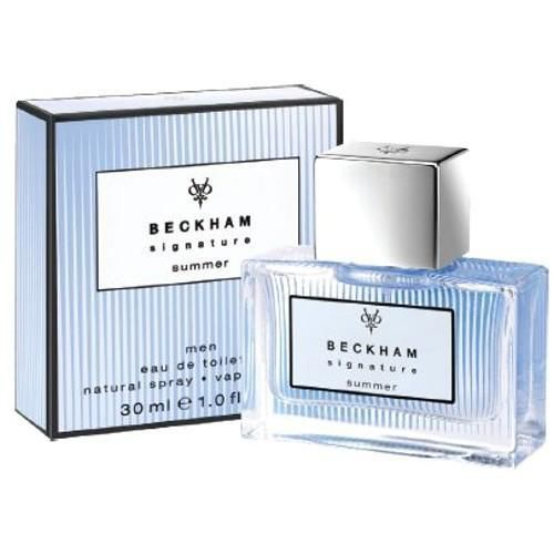 David Beckham Signature Summer For Him EdT