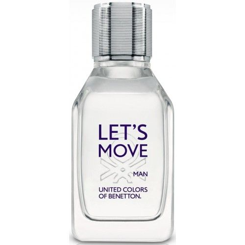 United Colors of Benetton Let's Move EdT