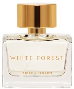 Björk & Berries White Forest EdP