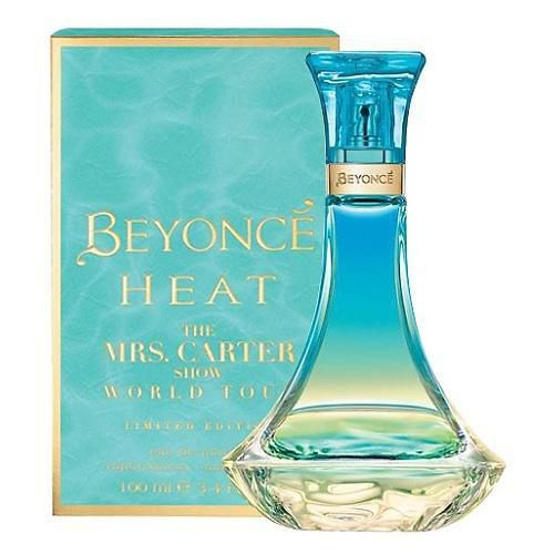 Beyonce Heat World Tour EdP