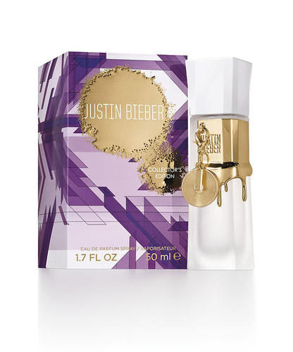Justin Bieber Collector's Edition EdP