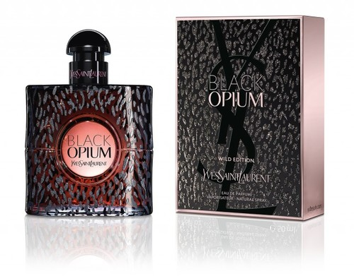 Yves Saint Laurent Black Opium Wild Edition EdP