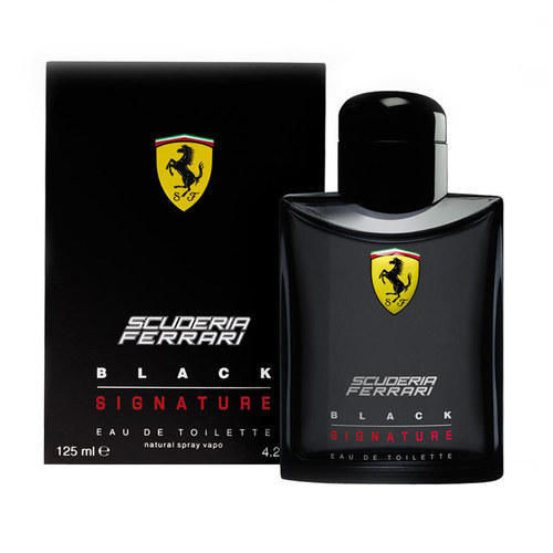 Ferrari Black Signature EdT