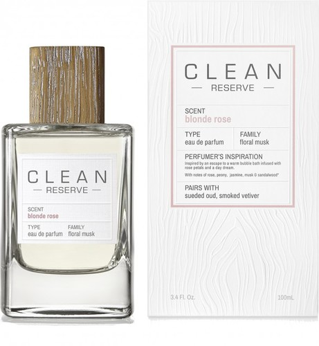 Clean Blonde Rose EdP