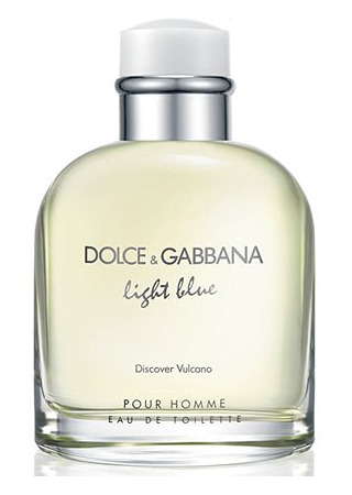 Dolce & Gabbana Light Blue Discover Vulcano EdT