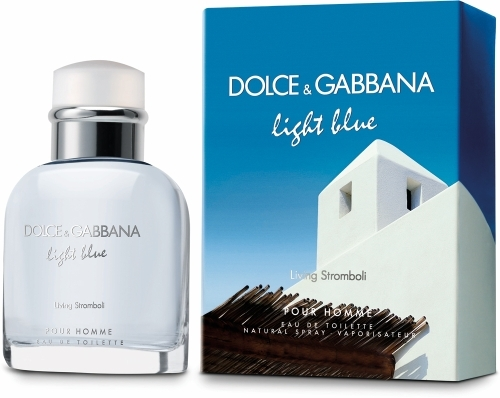 Dolce & Gabbana Light Blue Man Living Stromboli EdT