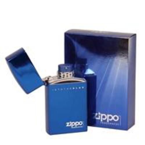Zippo Fragrances Into The Blue EdT
