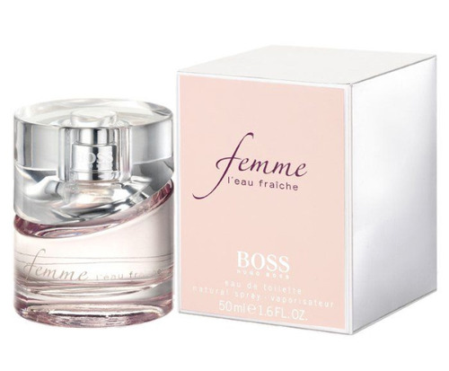 hugo boss parfym dam