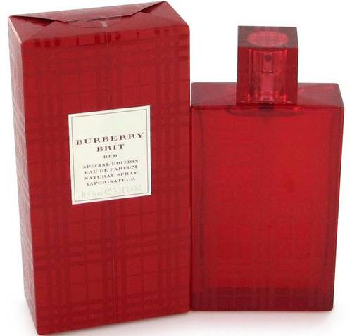 Burberry Brit Red EdP