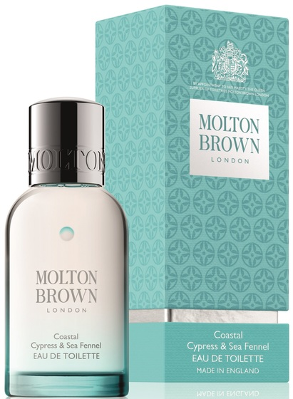 Molton Brown Coastal Cypress & Sea Fennel EdT