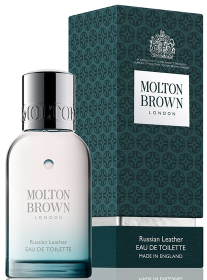 Molton Brown Russian Leather EdT