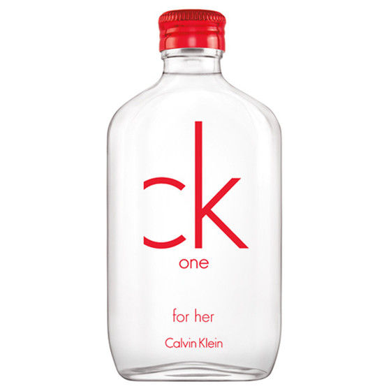 Calvin Klein Ck One Red Edition For Her EdT