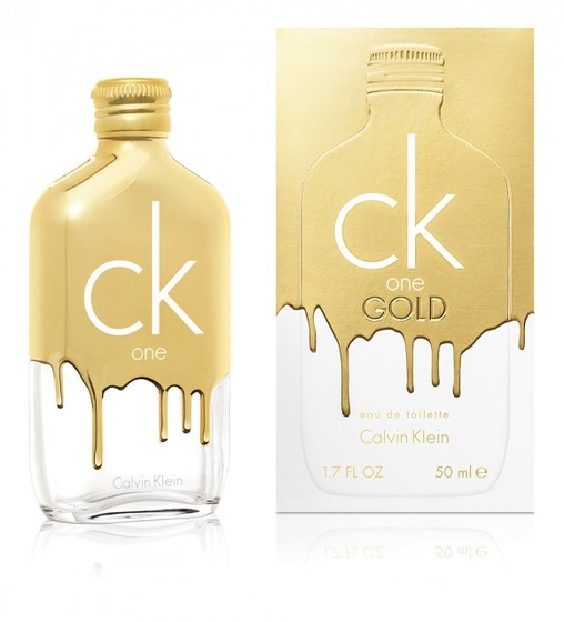 Calvin Klein CK One Gold EdT