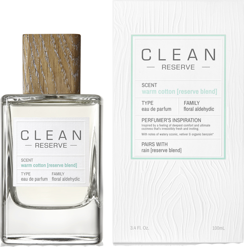 Clean Warm Cotton Reserv EdP