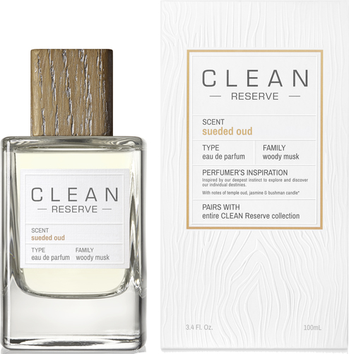 Clean Sueded Oud EdP