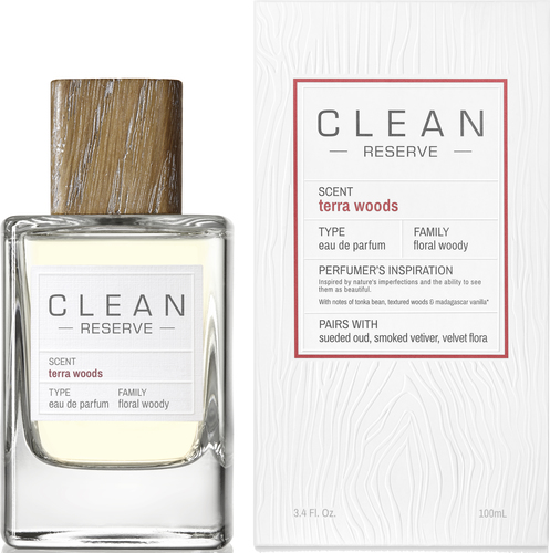 Clean Terra Woods EdP