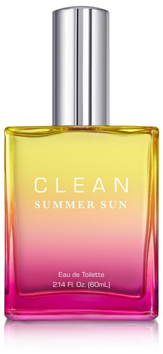 Clean Summer Sun EdT