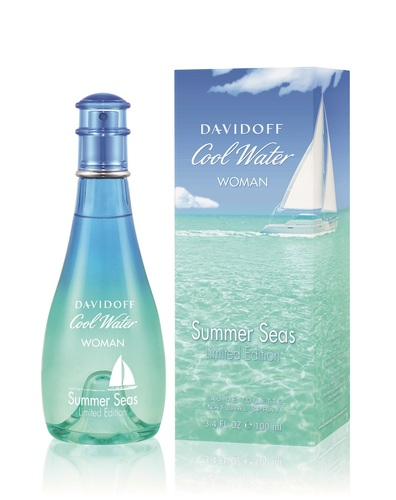 Davidoff Cool Water Woman Summer Seas EdT