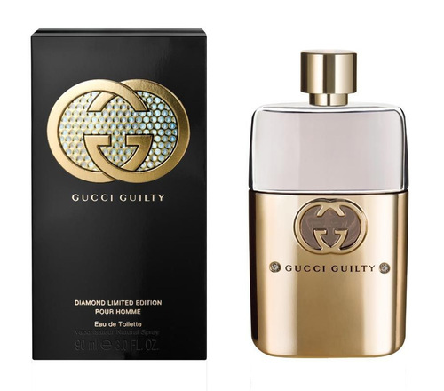 Gucci Guilty Diamond for Men EdT