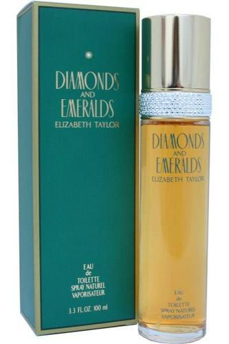 Elizabeth Taylor Diamonds & Emeralds EdT
