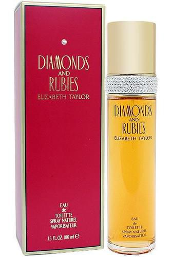 Elizabeth Taylor Diamonds & Rubies EdT