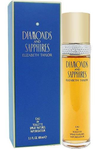Elizabeth Taylor Diamonds & Saphires EdT