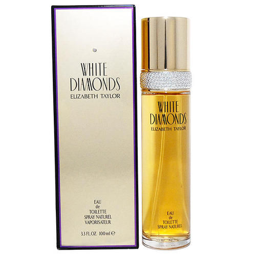 Elizabeth Taylor White Diamonds EdT