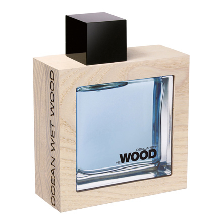Dsquared2 He Wood Ocean Wet Wood EdT