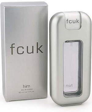 FCUK Him EdT