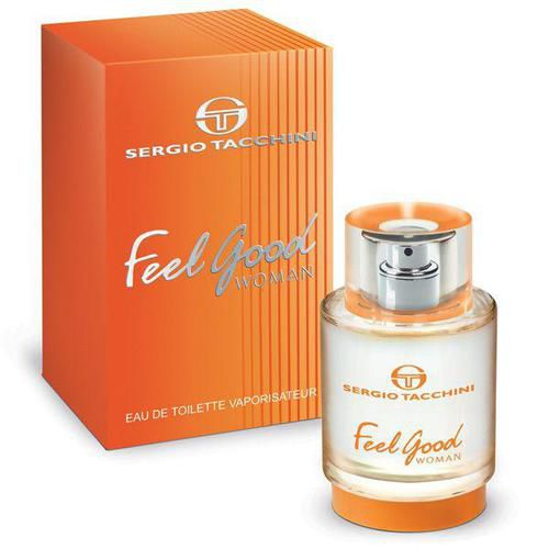 Sergio Tacchini Feel Good Woman EdT
