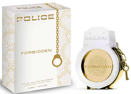 Police Forbidden Woman EdT