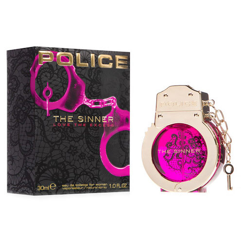 Police The Sinner Woman EdT