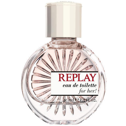 Replay Woman EdT