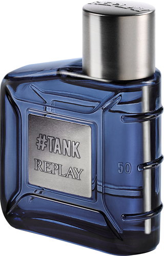 Replay #Tank for Him EdT