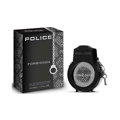 Police Forbidden Man EdT