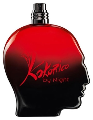 Jean Paul Gaultier Kokorico By Night EdT